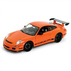 Модель машины PORSCHE 911 (997) GT3 RS от Welly