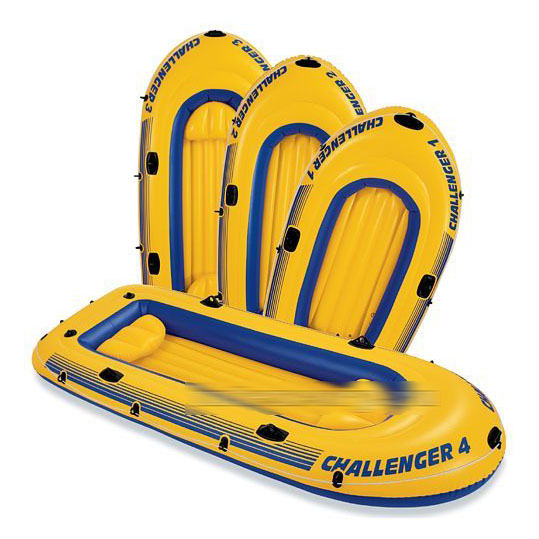 Надувная лодка CHALLENGER