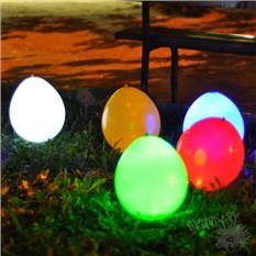 Светящиеся шары Иллюминация