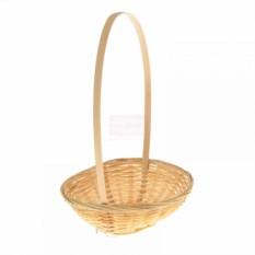 Плетёная корзина Бамбук