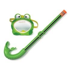 Детский набор для плавания Лягушонок INTEX