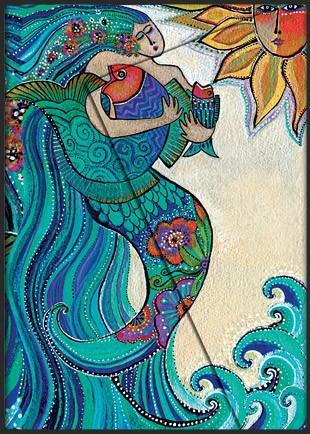 Блокнот Paperblanks Песнь Океана (Ocean Song)