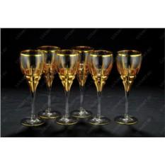 Набор хрустальных бокалов для вина Same Cristallerie