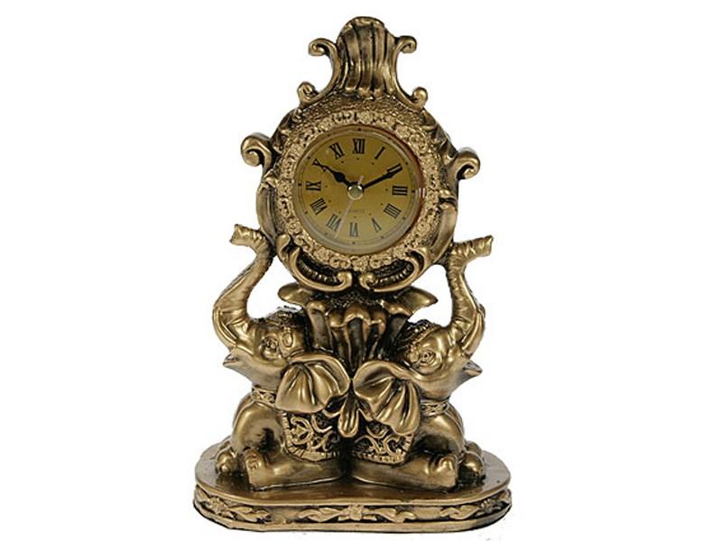 Настольные часы Слоны, вариант 2