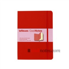 Записная книжка CoolNotes от RedteNeues
