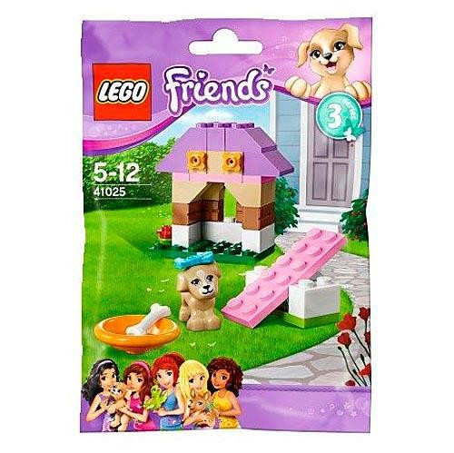 Конструктор LEGO Friends Будка щенка
