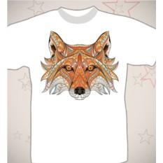 Подарочная футболка «Лисица»