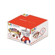 Игровой набор HTI Тележка для покупок и набор продуктов