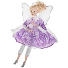 Интерьерное музыкально-двигающееся украшение Девочка-ангел