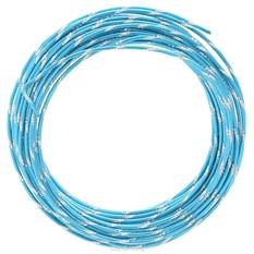 Проволока для рукоделия Астра, цвет: голубой (016), 2 мм х 10 м.