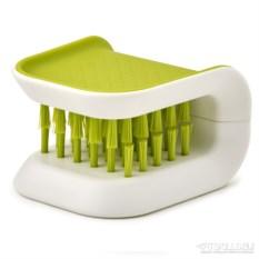 Зеленая щетка для столовых приборов и ножей Bladebrush