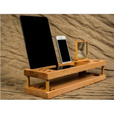 Док станция с зеркалом для iPhone и iPad