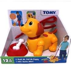 Интерактивный щенок Tomy Погуляй со мной