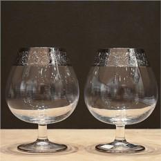 Набор бокалов для коньяка Прованс от Cre Art