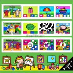 Набор картриджей K-Magic Визуальное восприятие, K's Kids
