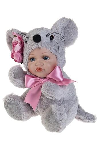 Кукла мягконабивная Маленький мышонок