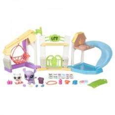 Игровой набор Hasbro Littlest Pet Shop Городские сценки
