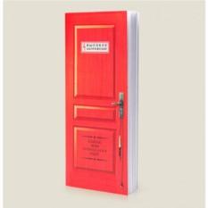 Блокнот-дверь Высокое напряжение