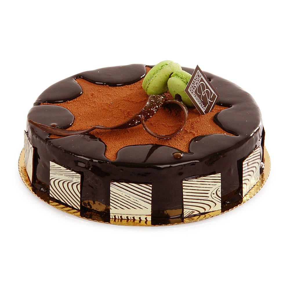 Торт Два шоколада, 1,18кг