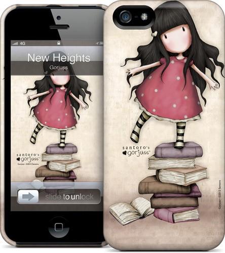Чехол для iPhone 5 Gelaskins New Heights