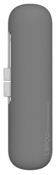 Внешний аккумулятор Lepow 7800 mAh Simplicity P13 Grey