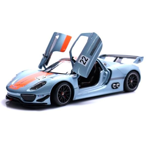 Модель машины 1:34-39 Porsche 918 RSR