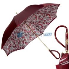 Женский зонт-трость Pasotti Bordo Fern Plastica