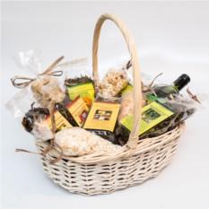 Чайный набор «Подарочная корзина»
