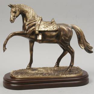 Статуэтка из бронзы Virtus «Лошадь»