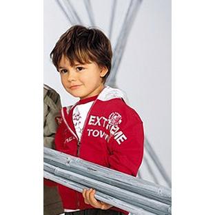 Джемпер хлопковый на молнии Wojcik 92-122 см