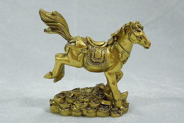 Фигурка декоративная Денежная лошадь
