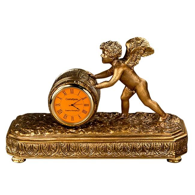 Интерьерные часы Купидон