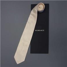 Свадебный мужской галстук Versace