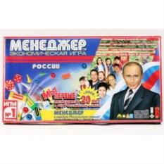 Настольная игра Менеджер России