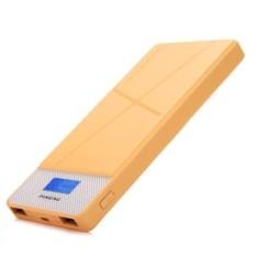 Оранжевый внешний аккумулятор Pineng PN-983S 10000mAh