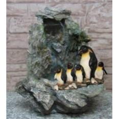 Фонтан Детский сад пингвинов
