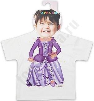 Детская футболка Принцесса Лаванда