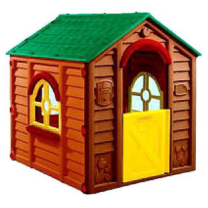 Детский игровой дом «Ранчо», Marian Plast
