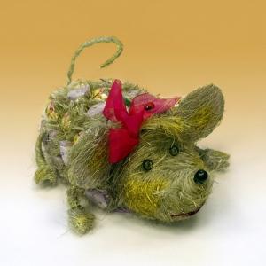 Букет из конфет «Мышь»