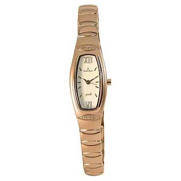 Женские наручные часы Romanson Giselle RM2140QLR(WH)