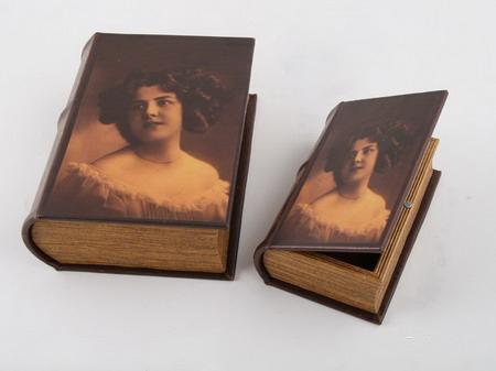 Шкатулка для бумаг и фото
