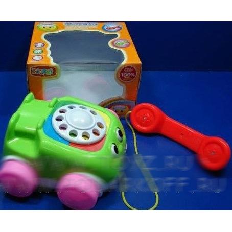Каталка-телефон