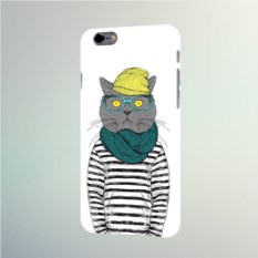 Чехол для iPhone 6/6S Creative Кот