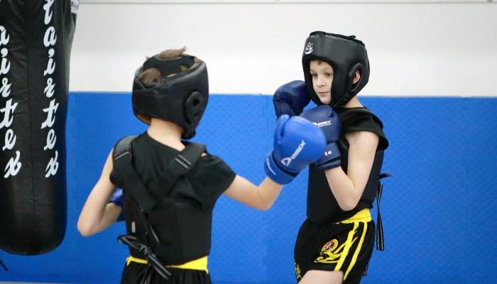 Тайский бокс в «Фабрике бойцов»