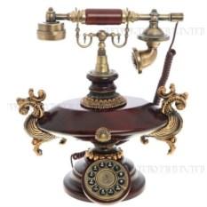 Декоративное изделие в ретро стиле Телефон