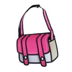 Розовая сумка Cheese
