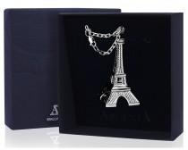 Серебряный брелок для ключей «Эйфелева Башня»