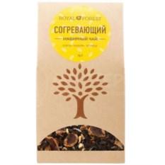 Согревающий чай (кэроб, имбирь, корица, 75 г)