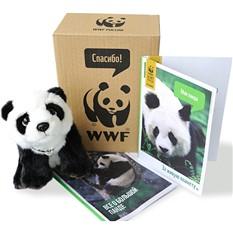 Большая Панда WWF