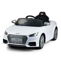 Радиоуправляемый электромобиль Audi TT white